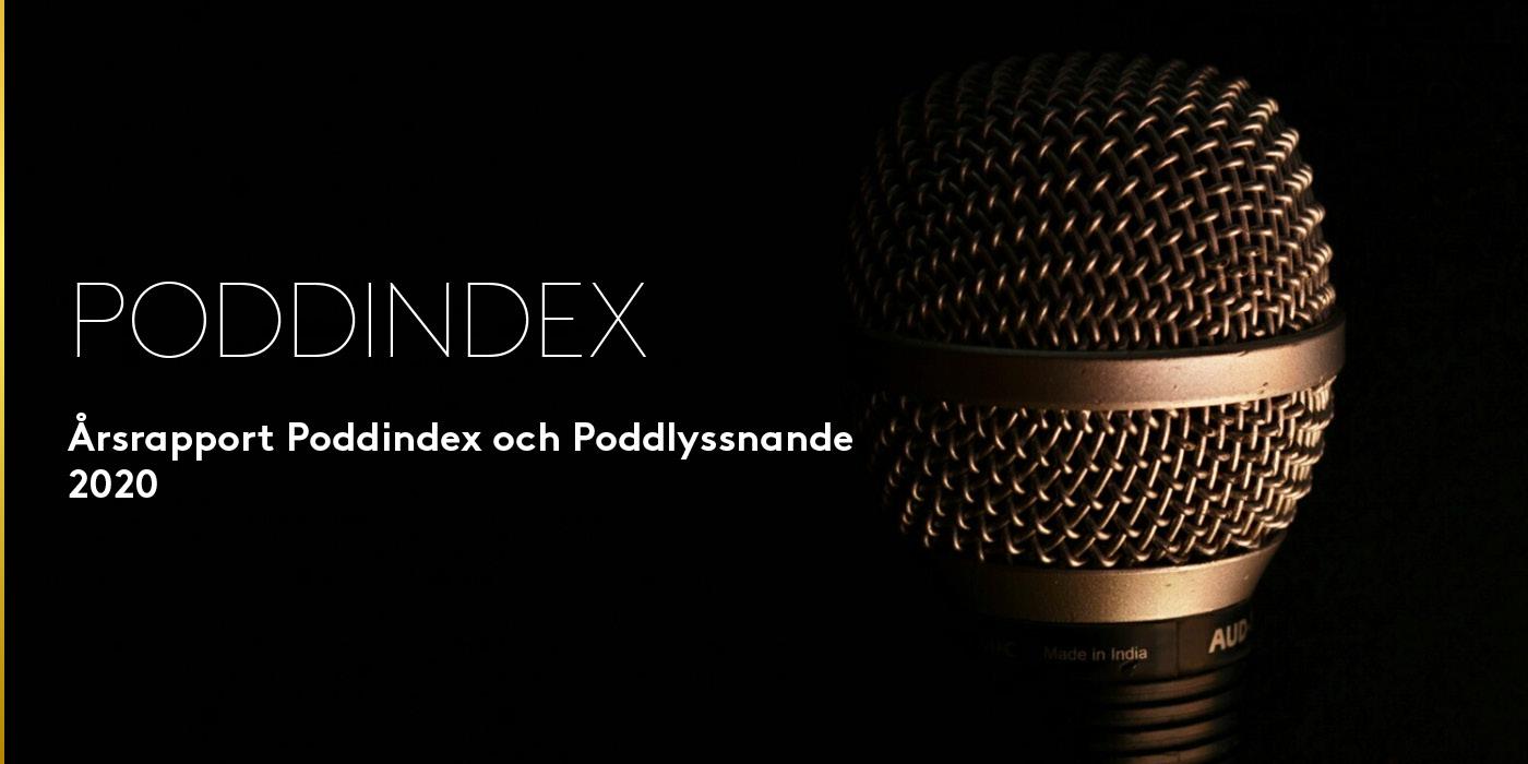 Poddindex årsrapport2020